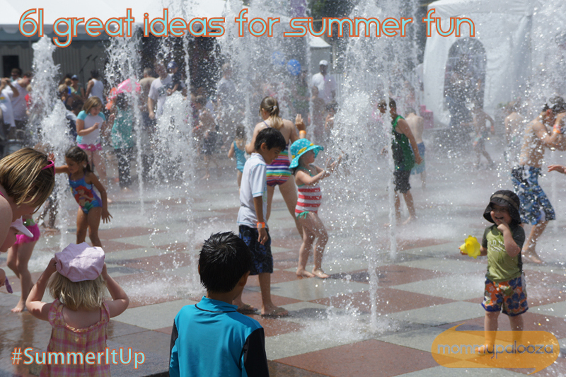 61 Great Ideas for Summer Fun