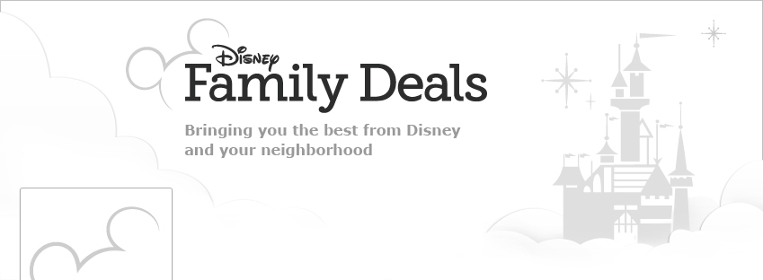 Disney Family Deals Is Now Part Of Spoonfulcom Mommypalooza - Disney deals