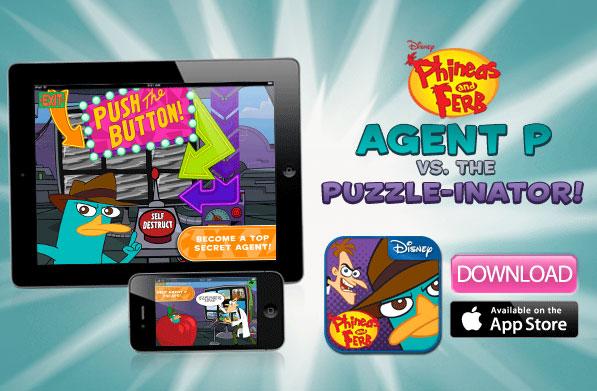 agent p games