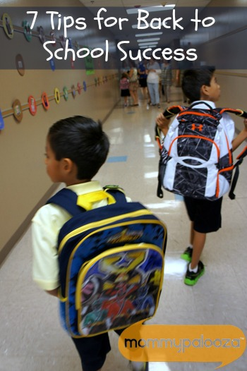 7 Great Tips for Back to School Success