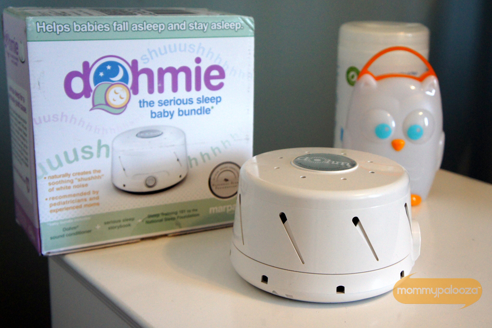 dohm sound machine baby