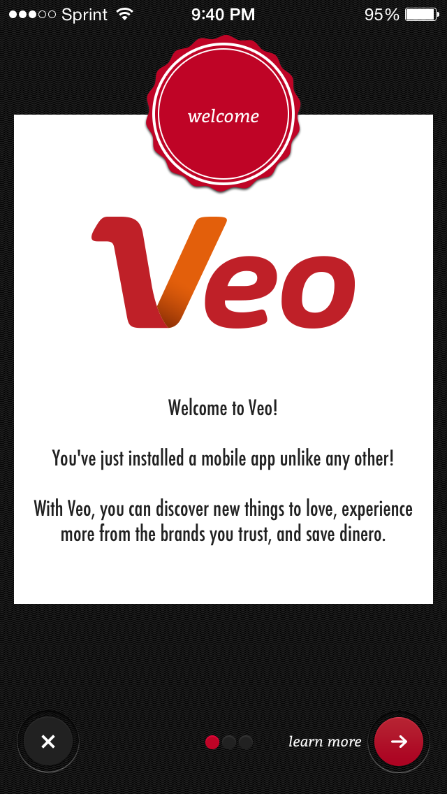 Veo app - for Latinos!