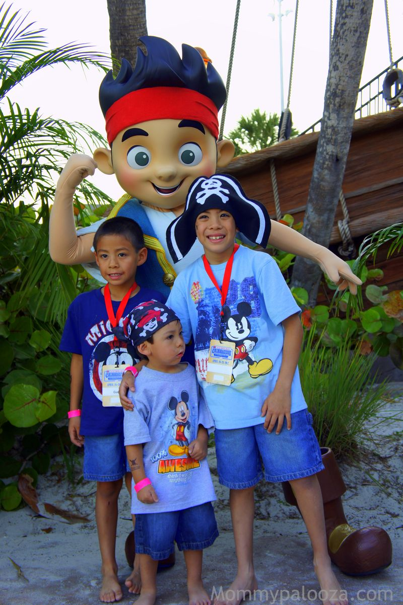 Jake and the Neverland Pirates photo