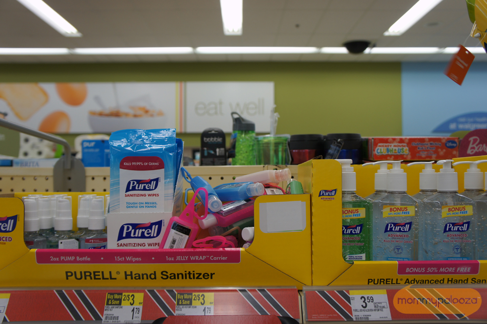 Healthy essentials for back to school at Walgreens