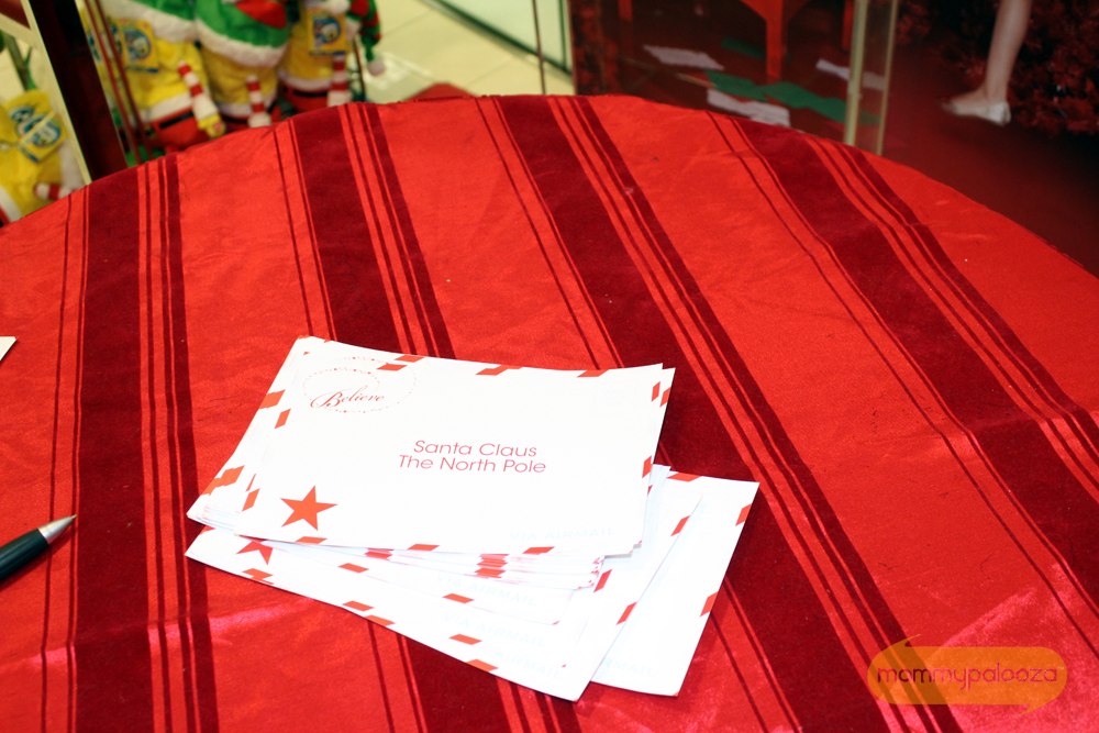 write a a letter to santa and make a million wishes come true with