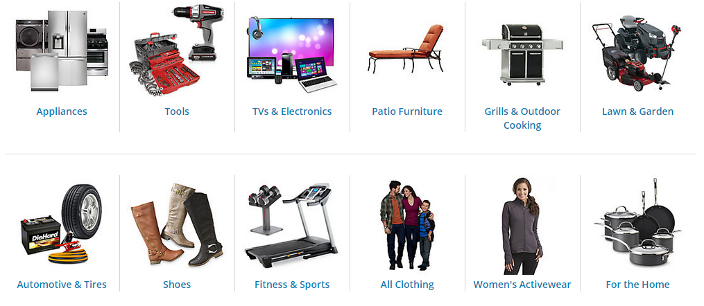 Sears gifts for everyone