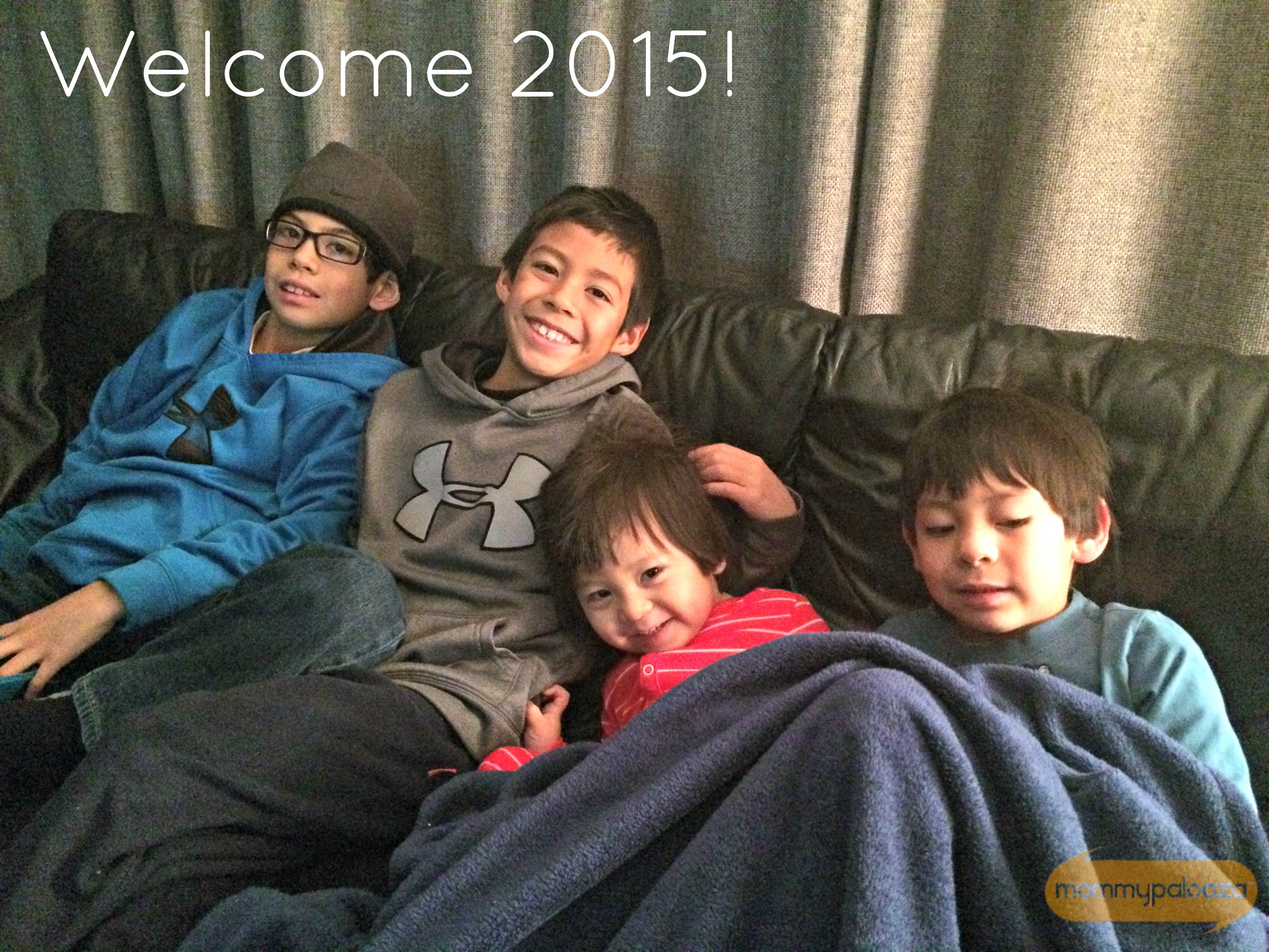 Happy New Year - 2015!