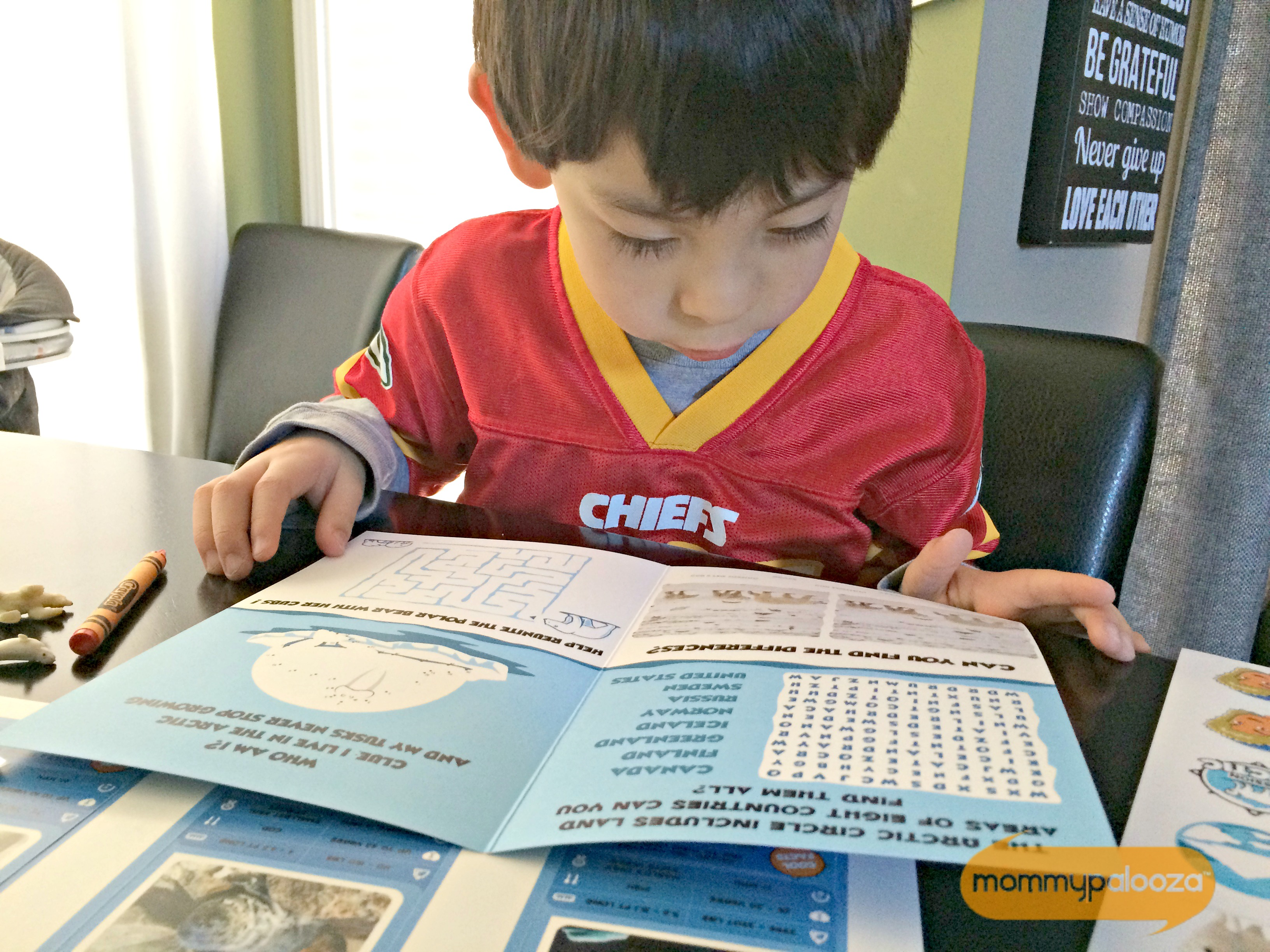 {review} | Junior Explorers Into the Arctic Mission Kit