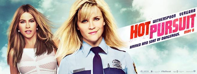 {giveaway}: Hot Pursuit Movie by Warner Bros. Pictures!