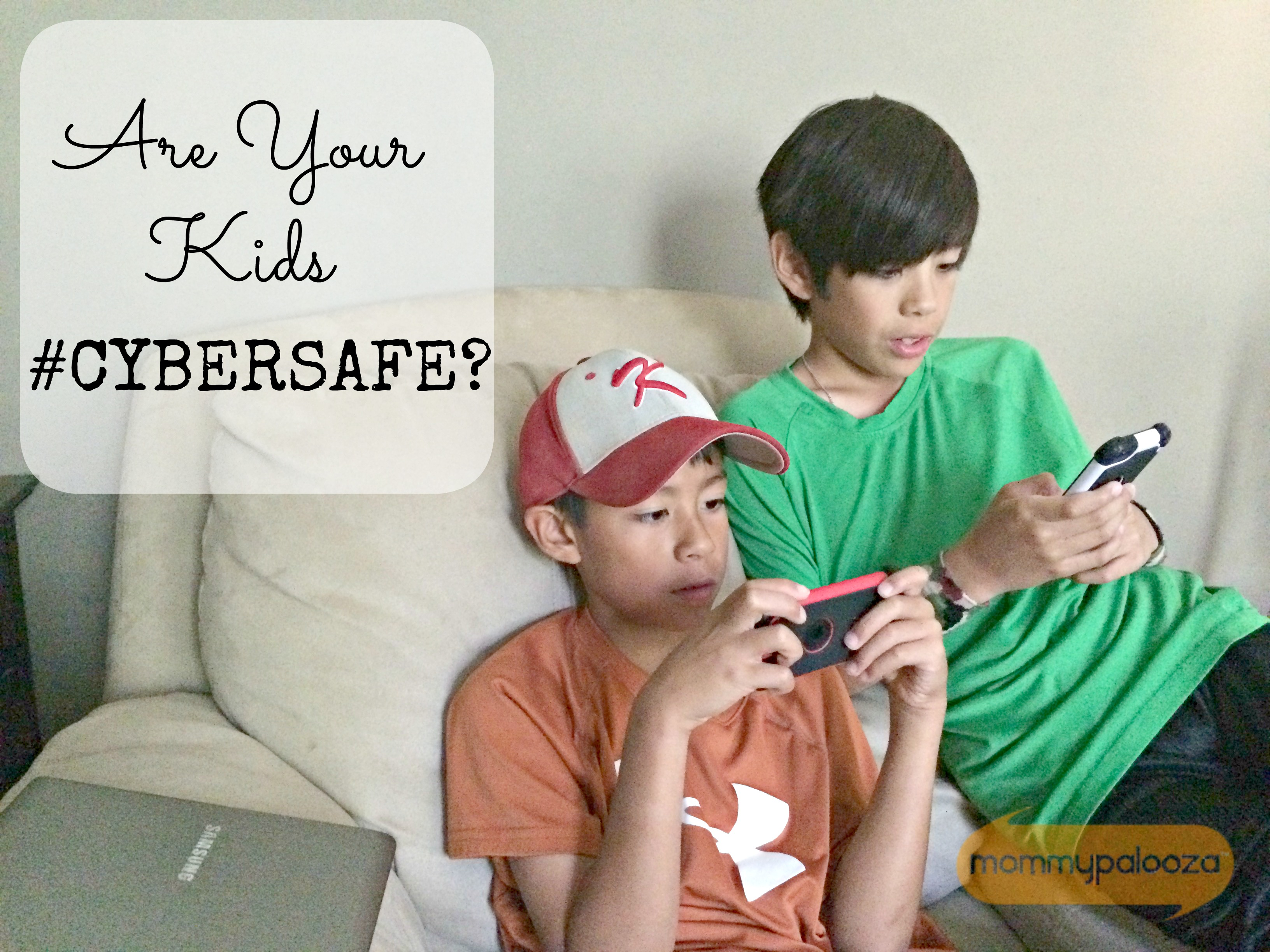 Keeping Up with What Your Kids Know about Social Media #CyberSafe