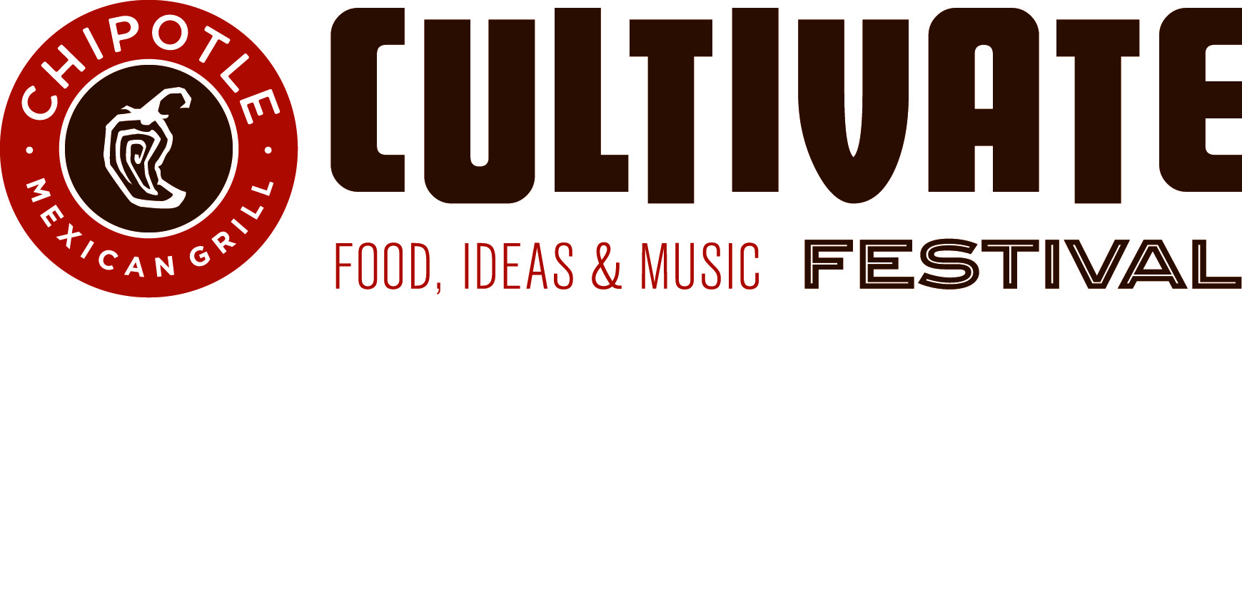 Chipotle Logo chipotle cultivate free family festival in kansas city - mommypalooza™