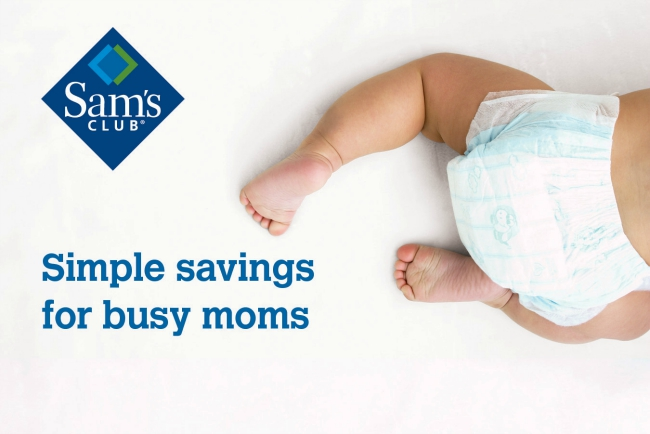 Sam's Club - Simple Savings for Busy Moms