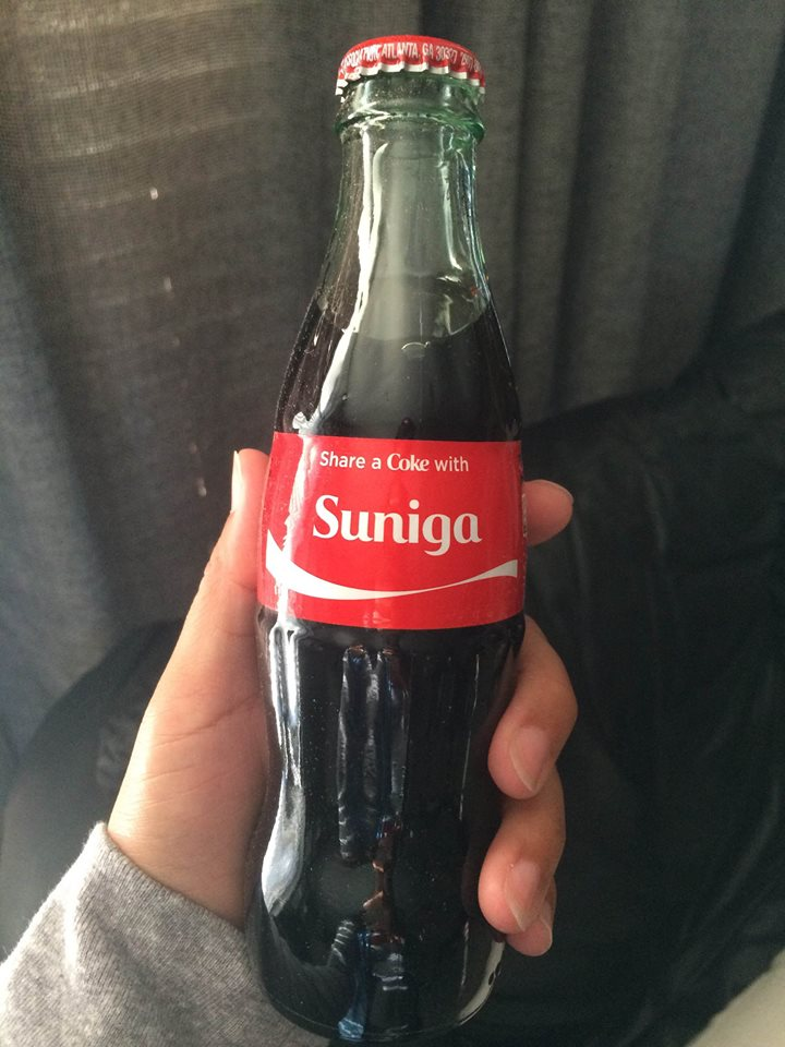 Celebrating My Hispanic Heritage and Name with Coca-Cola #OrgullosoDeSer