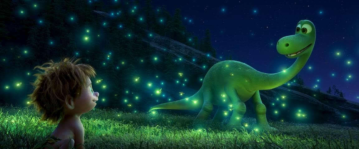 Disney's The Good Dinosaur | New Film Clips and Sneak Peeks!