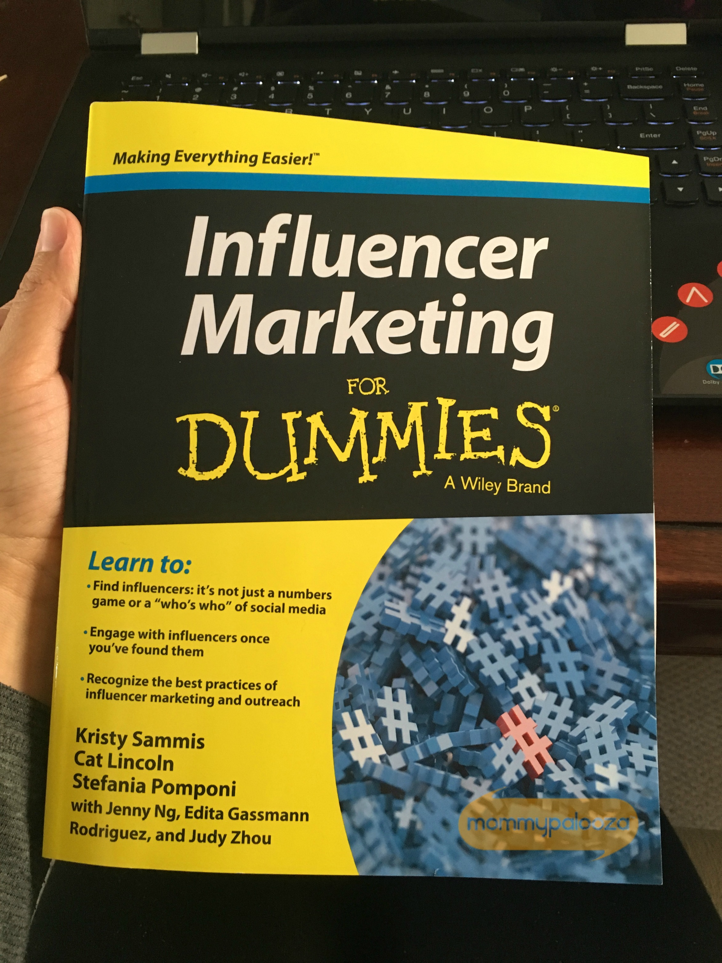 Influencer Marketing for Dummies Book Review and Giveaway #CleverDummies #BookReview