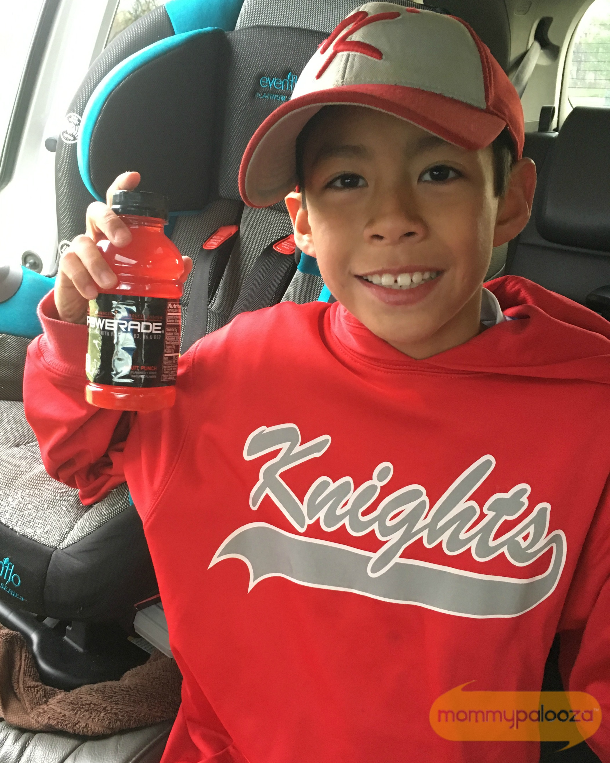 POWERADE Inspiring Young Athletes