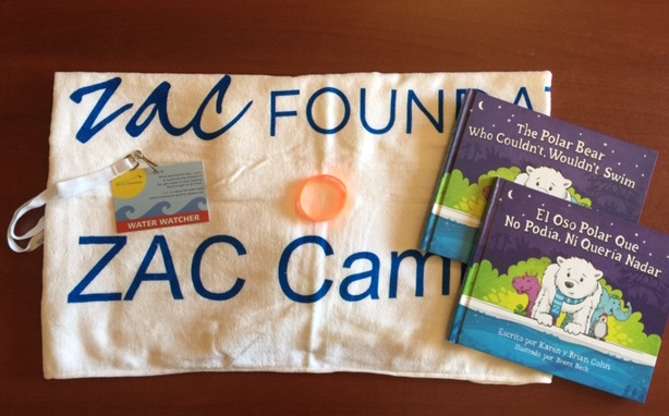 Enter to WIN a Summer Fun Kit from ZAC Foundation