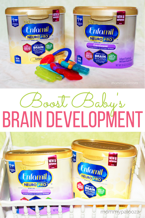 Enfamil NeuroPro Pinterest image by mommypalooza™
