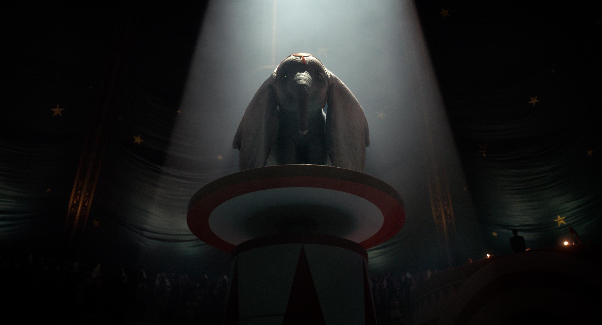Tim Burton's Live Action Dumbo