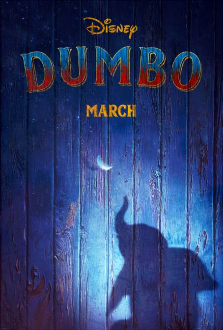 Tim Burton's Live Action Dumbo