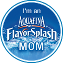 I'm an Aquafina FlavorSplash Mom!